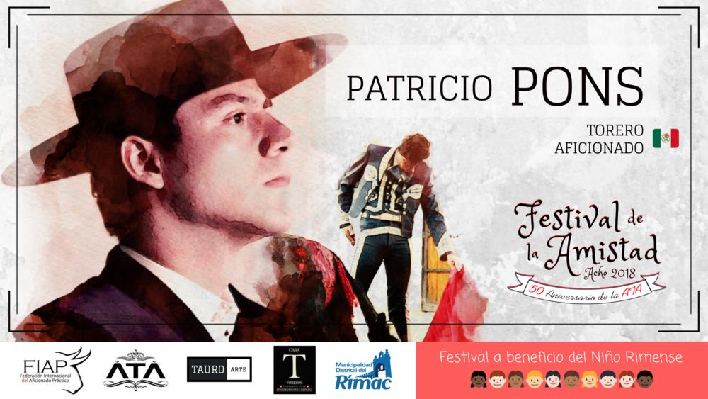 PATRICIO PONS