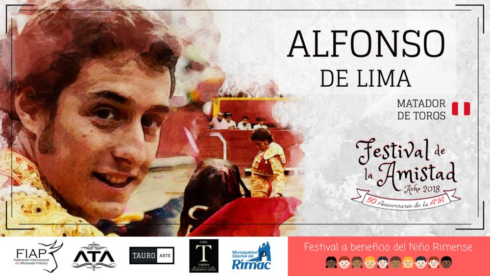 ALFONSO DE LIMA