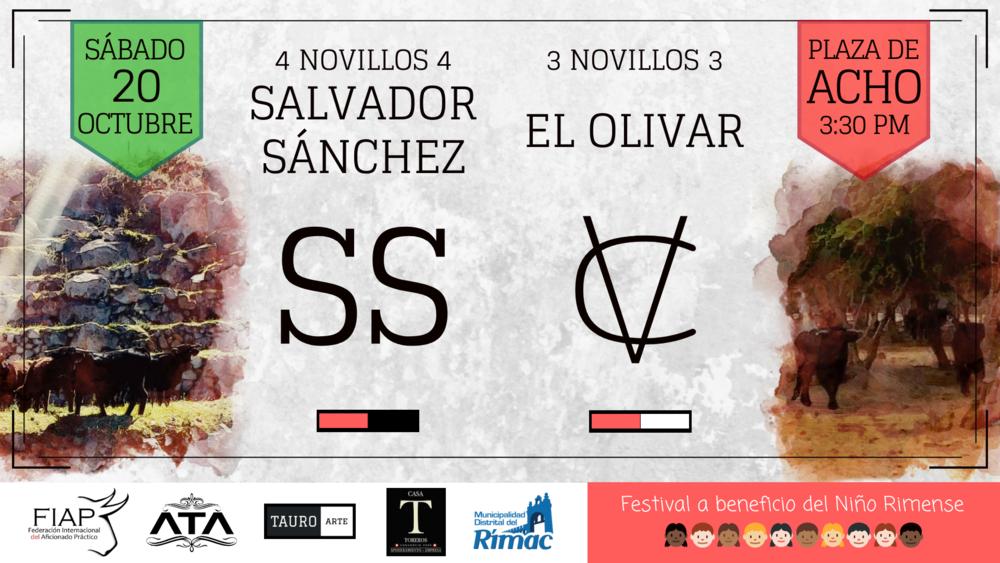 GANADERÍAS EL OLIVAR & SALVADOR SÁNCHEZ