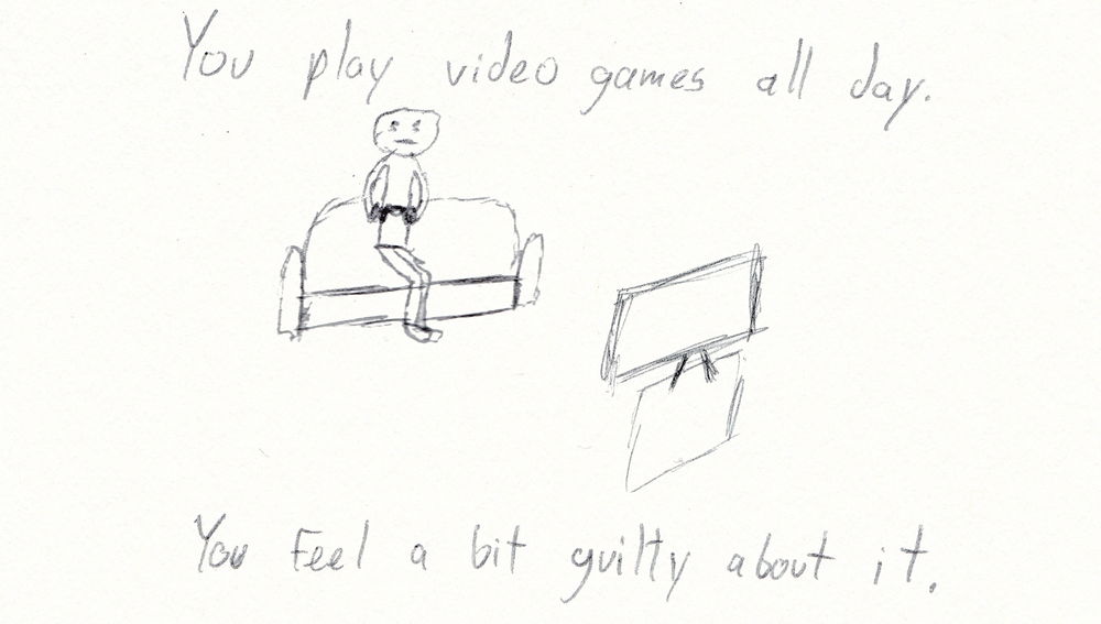 (Anglais)  A Game About