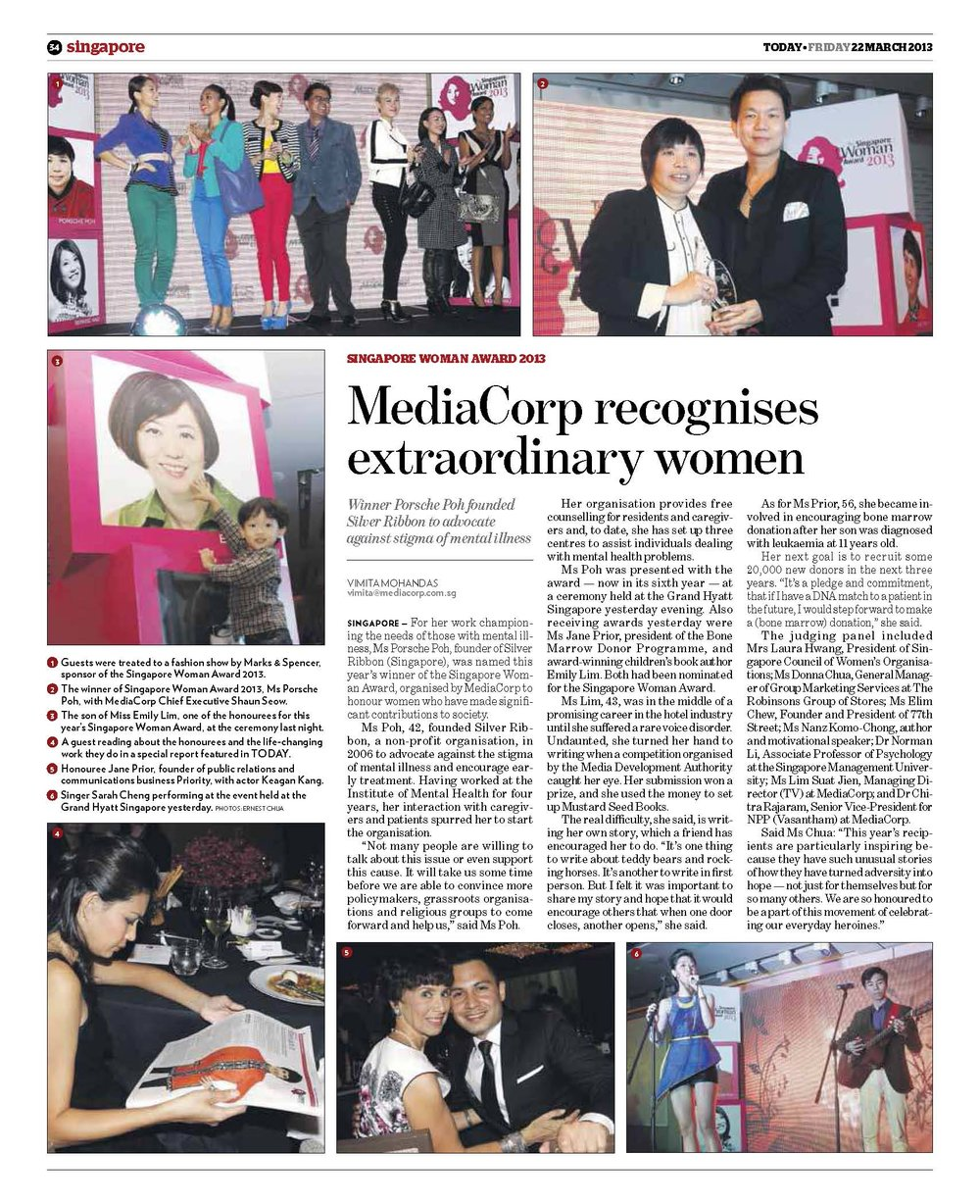 TODAY 22 March 2013 Singapore Women Awards.jpg