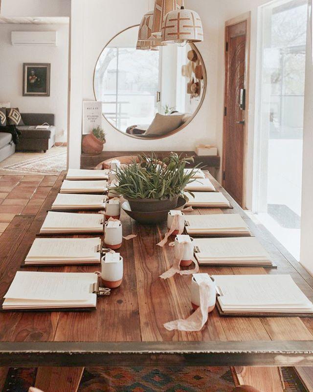 Retreat prep afoot! #joshuatree Repost from @maeandco_creative retreat