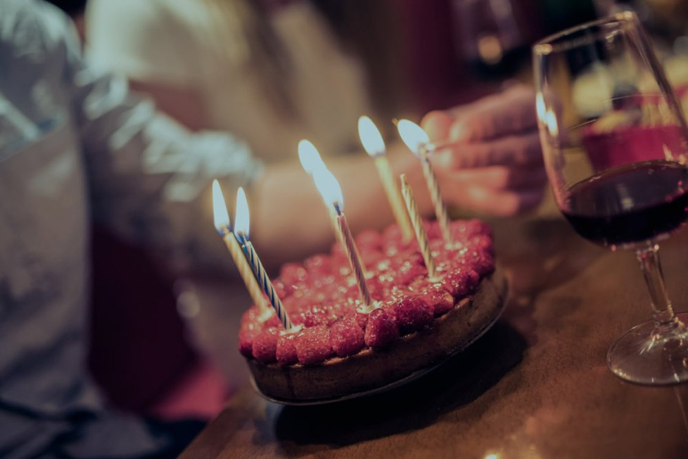 automatically congratulate customers on their birthday with a personalised gift or offer, inviting them back to celebrate at your venue.