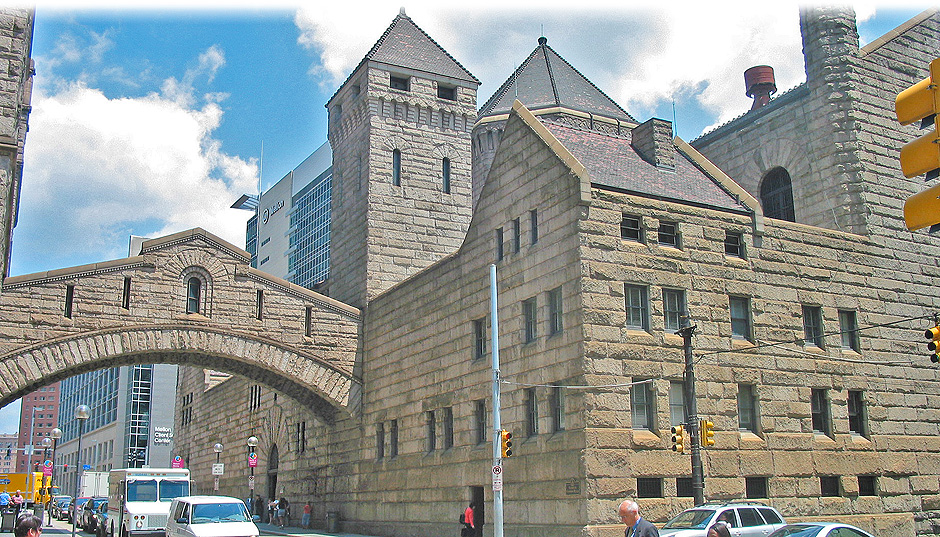 COURTESY OF PITTSBURGH HISTORY AND LANDMARKS FOUNDATION