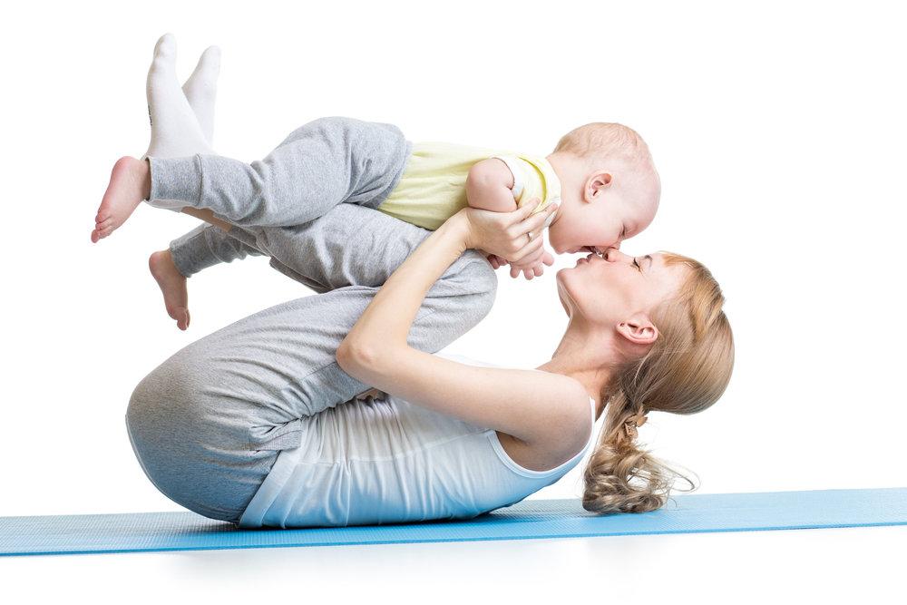Post-natal Pilates ( Mums and bubs)