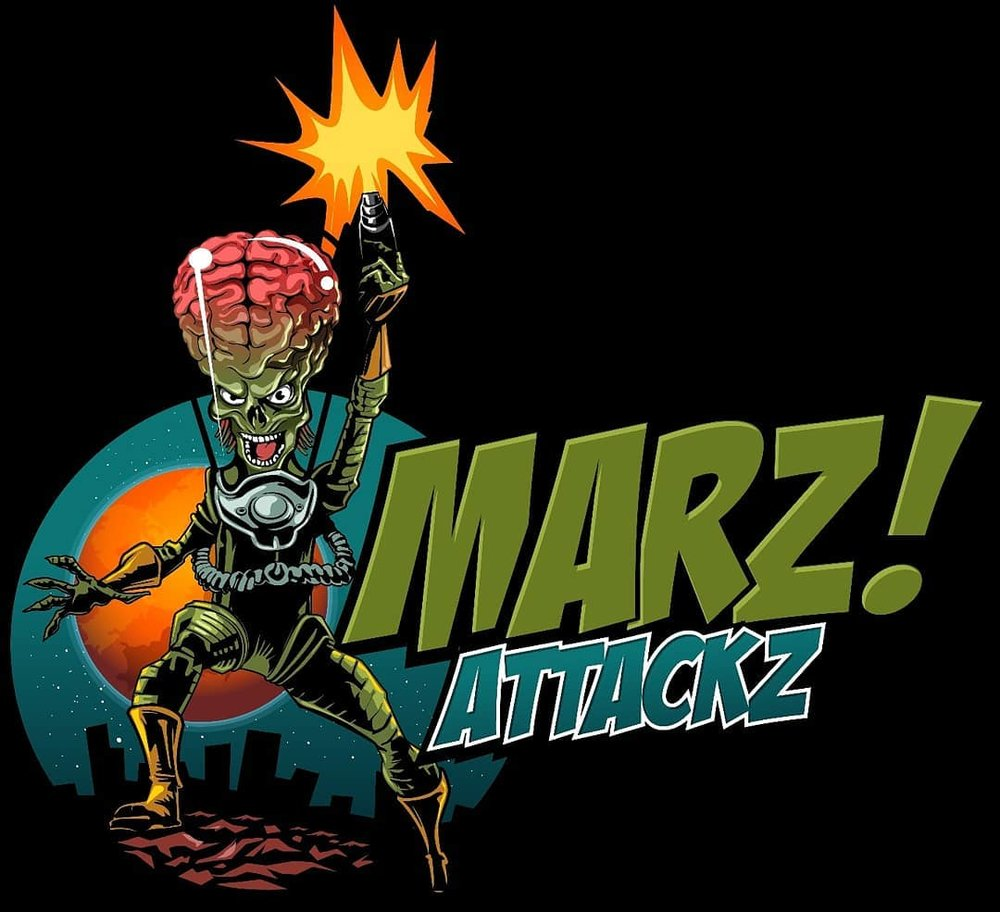 Marz! Attackz