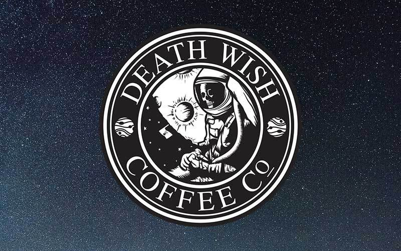 Serving and Selling Death Wish Coffee