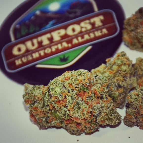 Incredible Bulk from #BlackRapids Available at @kushtopia_outpost