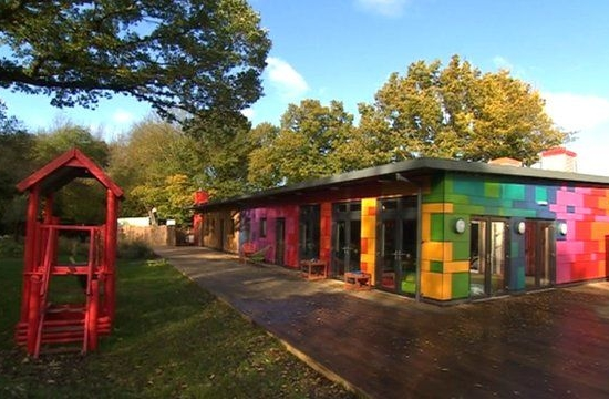 BBC Children in Need DIY SOS Big Build - Gillian Goodson Designs