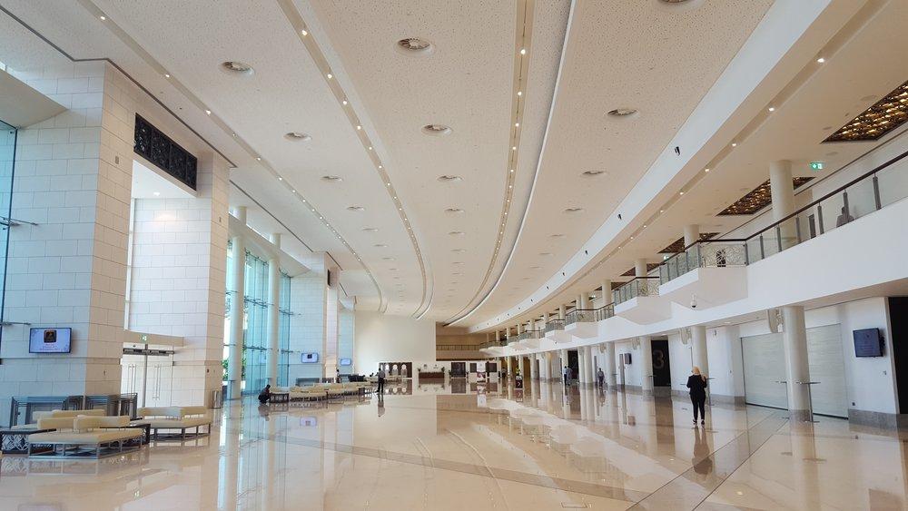 Oman Conference & Exhibition Centre - Muscat, Oman