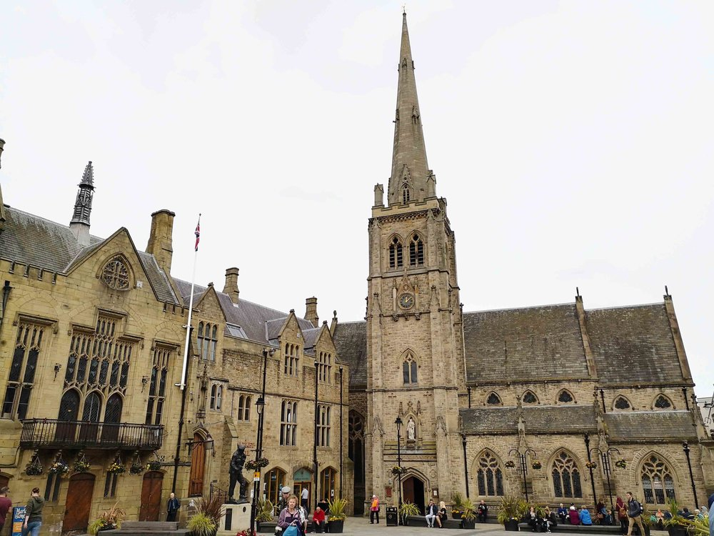 Durham's Market Square