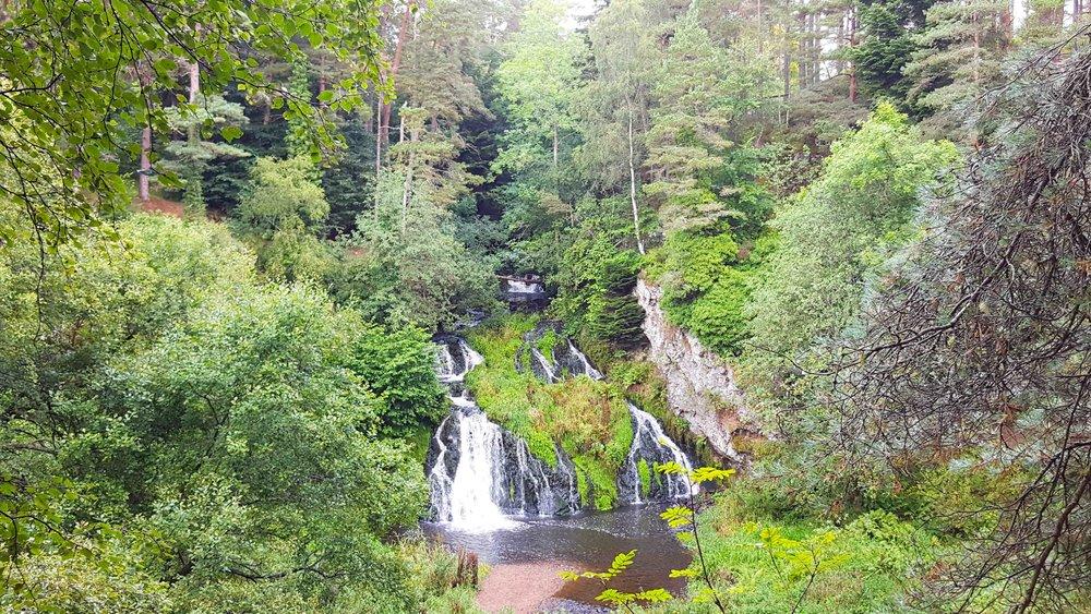 Waterfall on Deeside Way.jpg