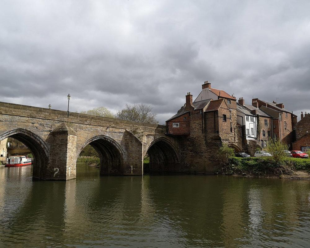 Durham's River Walk - Durham, Tyne & Wear