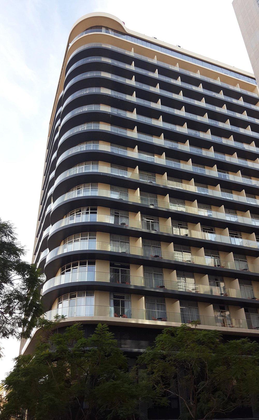 Smallville Hotel tower.jpg