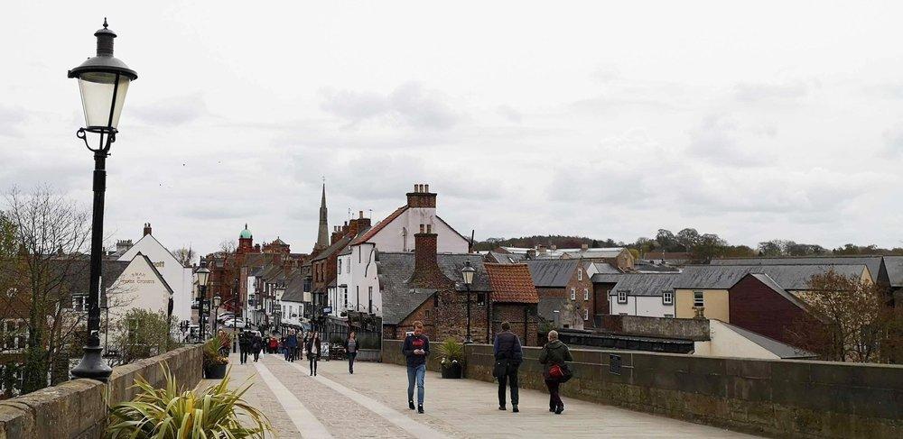 Durham - Tyne & Wear