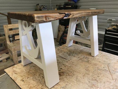 Anchor bench