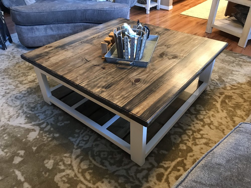 DIY farmhouse coffee table.jpg