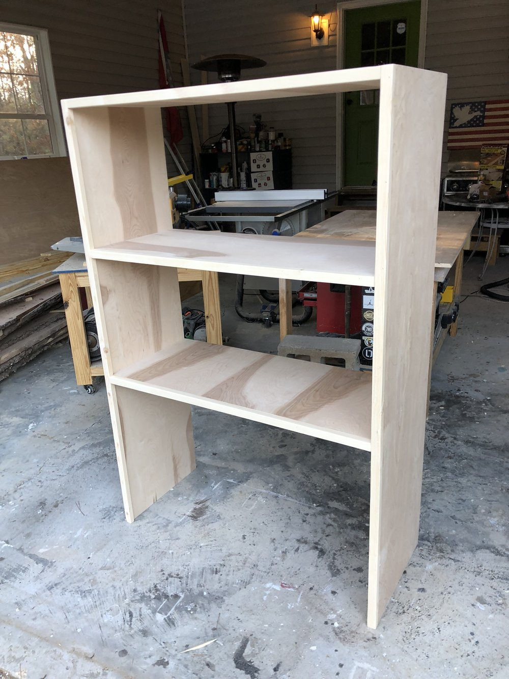 diy plywood shelves.jpeg
