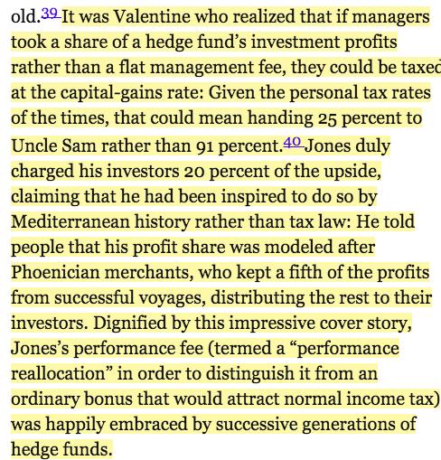 Venture Capital Compensation