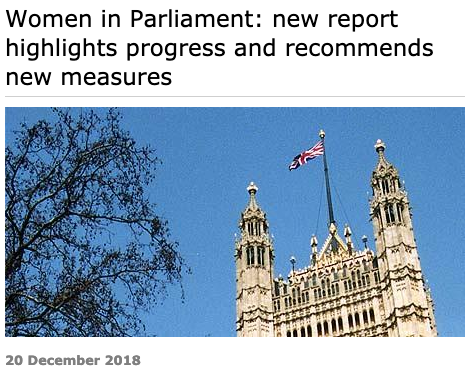 Women in Parliament | Parliament.co.uk