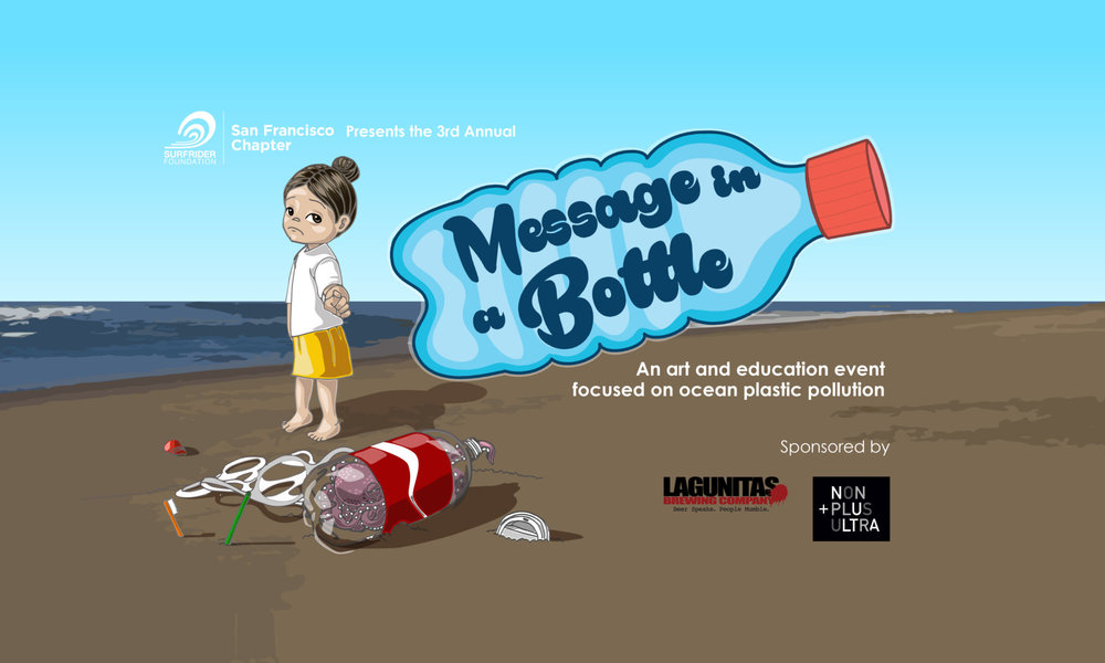Message in a Bottle, February 23-25, 2018, The Venue at the Palace of Fine Arts, San Francisco
