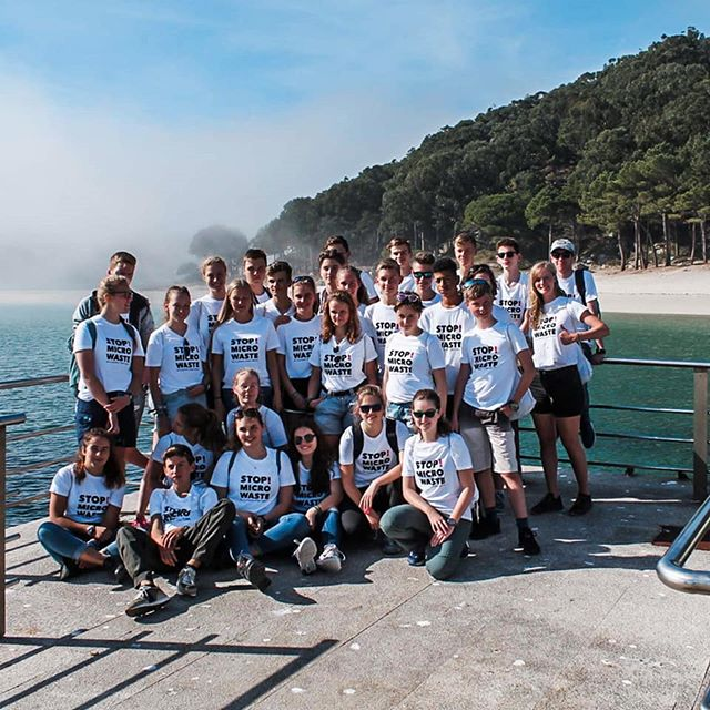 Four months ago, the @oceancollege set sails with 30 young students on board. The six-months journey will turn them into (micro)plastic experts. They will learn everything about microplastic pollution first-hand, use the Guppyfriend washing bag and do beach cleanups. Once back they will teach their peers on how to avoid (micro)plastic and to create stop! stations. . .  #stopasticacademy  #cleanocean #oceancollege #ocean #stopmicrowaste #microplastic #plasticpollution #guppy #guppyfriend #washingbag #marinedebris #plasticfree #conciousliving #stopmicrowaste #plasticfreenature #safetheplanet #environmentallyfriendly #chemfreelife #nontoxic #earthfriendly #greenhome #greenliving #saynotoplastic #naturalliving #reduceplastic #plasticwaste #environmentalpollution