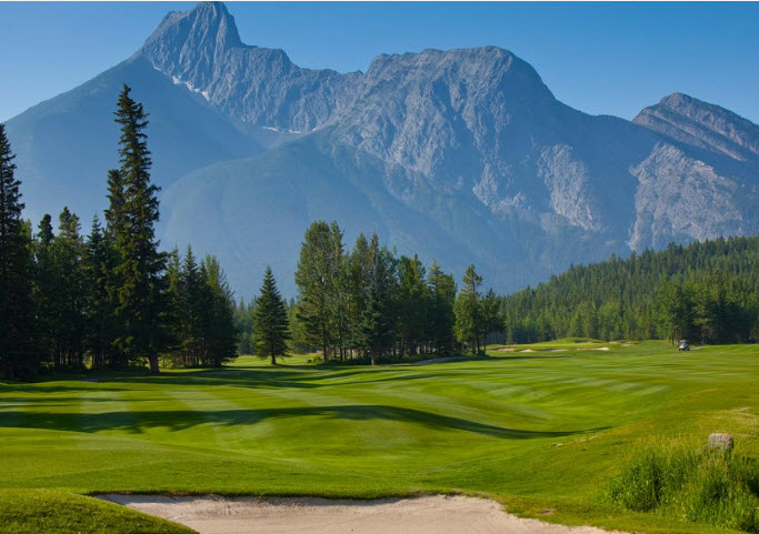Kananaskis Country Golf Course - Due to re-open in May 2018: Article and Website
