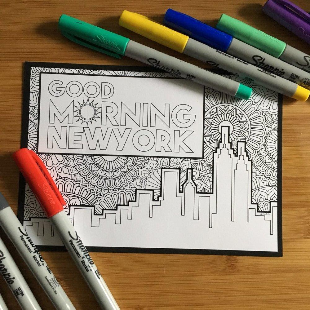 Coloring Broadway.jpg