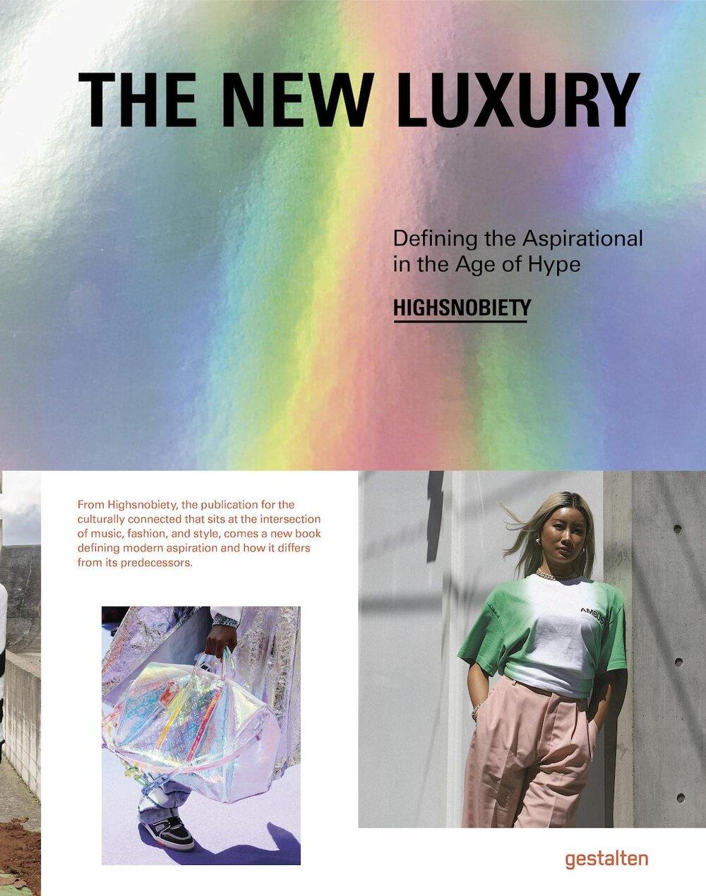 the new luxury - GESTALTEN cover