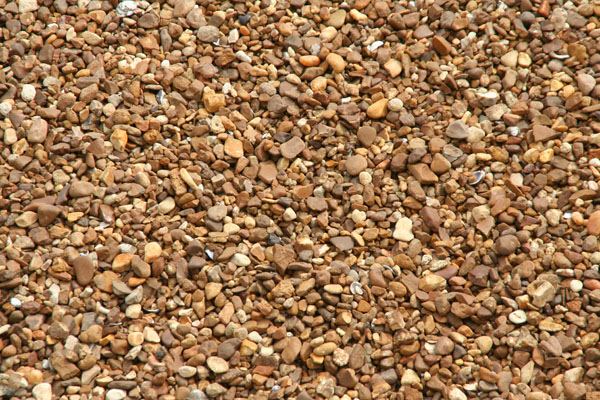Brown Pea Gravel Cornerstone Landscape Supply