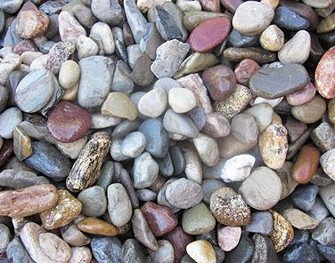 "1-3"" River Rock"