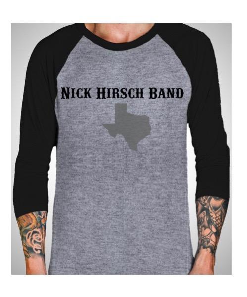 Nich Hirsch Band Baseball T-Shirt 2.jpg