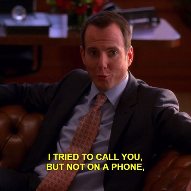 Seriously though, why didn't you answer? 30 Rock. . . #tvshows #tvseries #30rock #comedy #movies #film