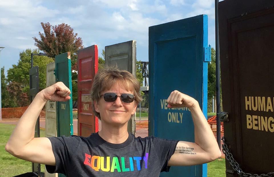 Pride Week, Clinton Library, Little Rock, AR
