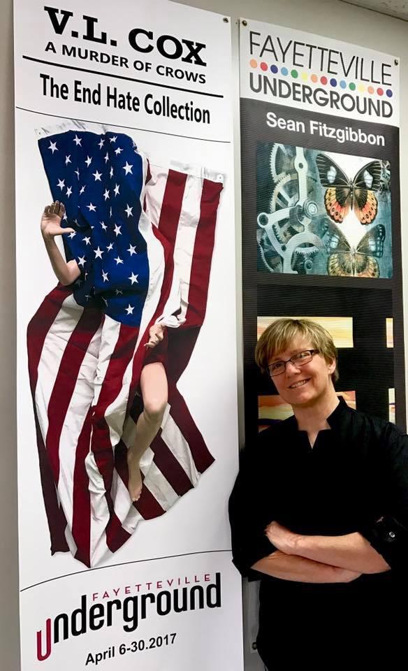 Fayetteville, AR Exhibition