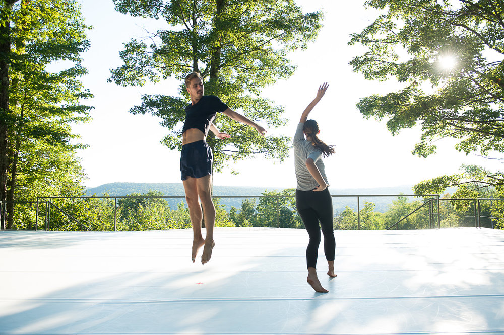 Photo by Christopher Duggan courtesy of Jacob's Pillow Dance Festival