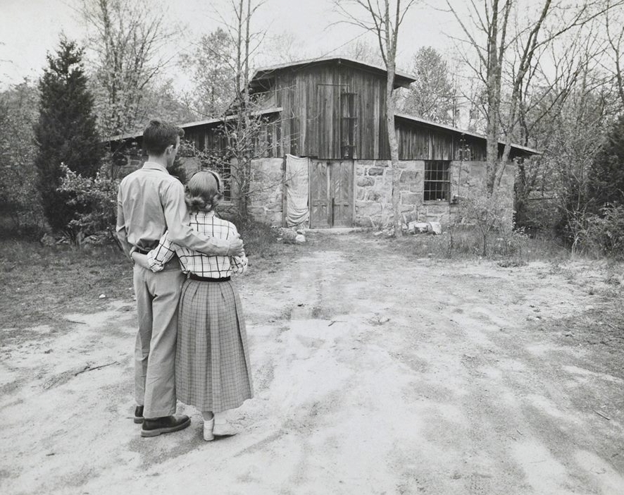 Glen Rock Mill 1954