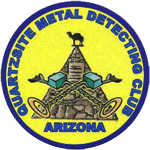 Quartzsite Metal Detecting Club