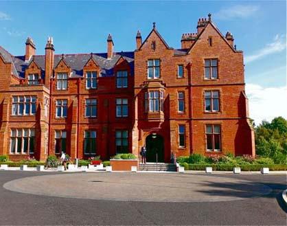 Riddell Hall, Queen's University Belfast