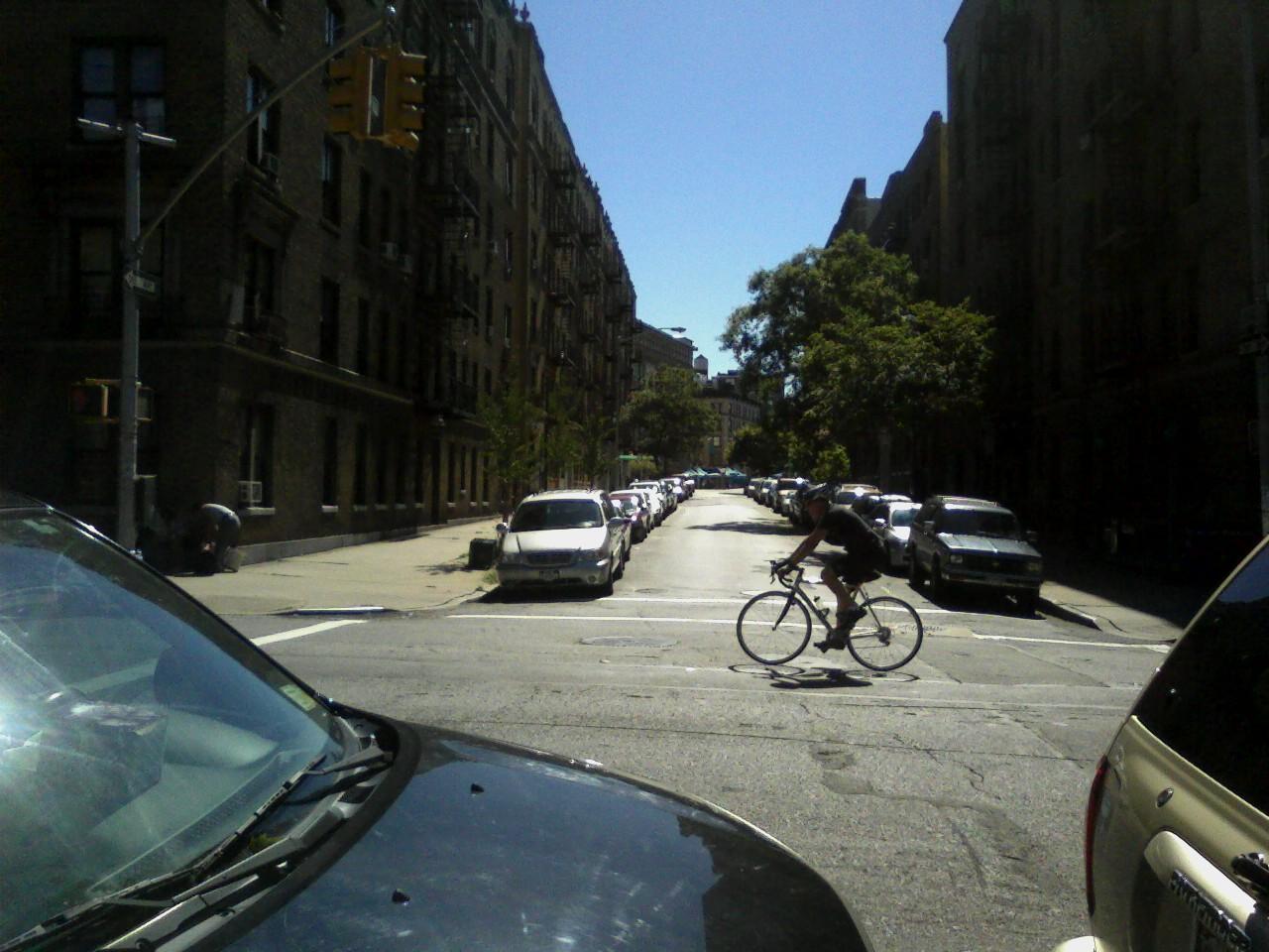 Bicycle on Ft. Washington Ave