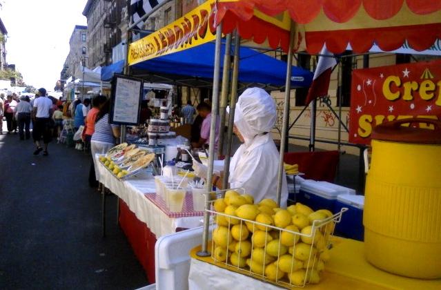 Lemonade Lady