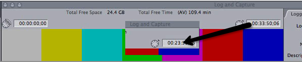 log and capture quick tip