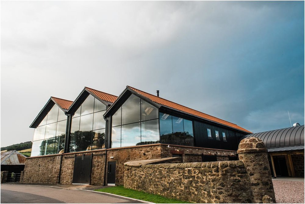 Lindores Abbey Distillery, Newburgh -
