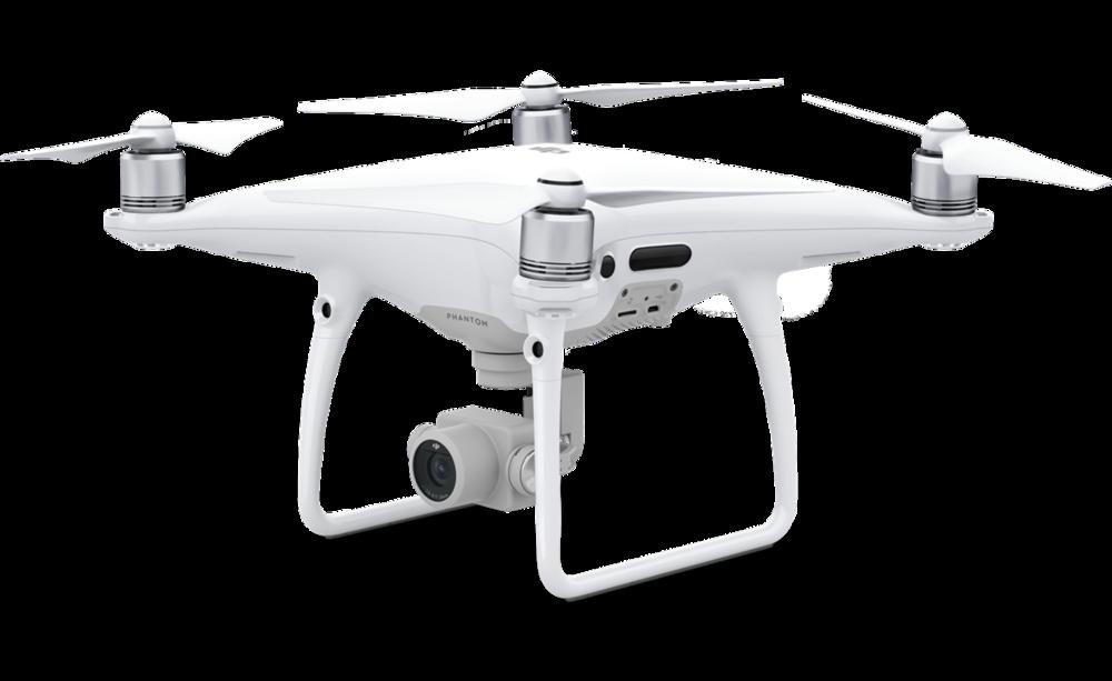 DJI Phantom 4 Pro - The Phantom 4 Professional Drone with a 1