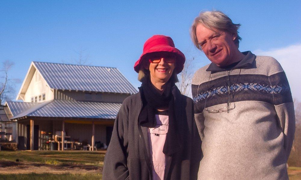 Pam and Charles Leonard