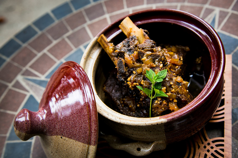 Beer-braised Chuck Roast