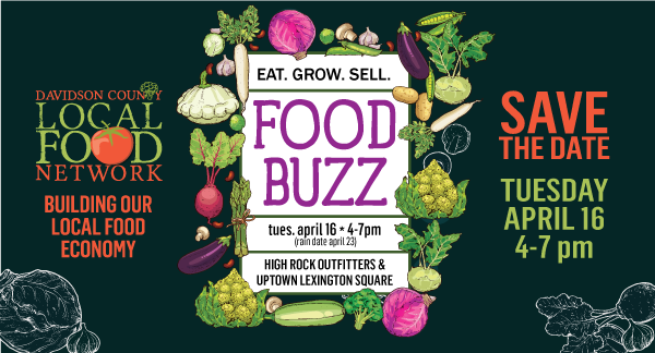 Food Buzz - Building Our Local Food Economy — Davidson County Local