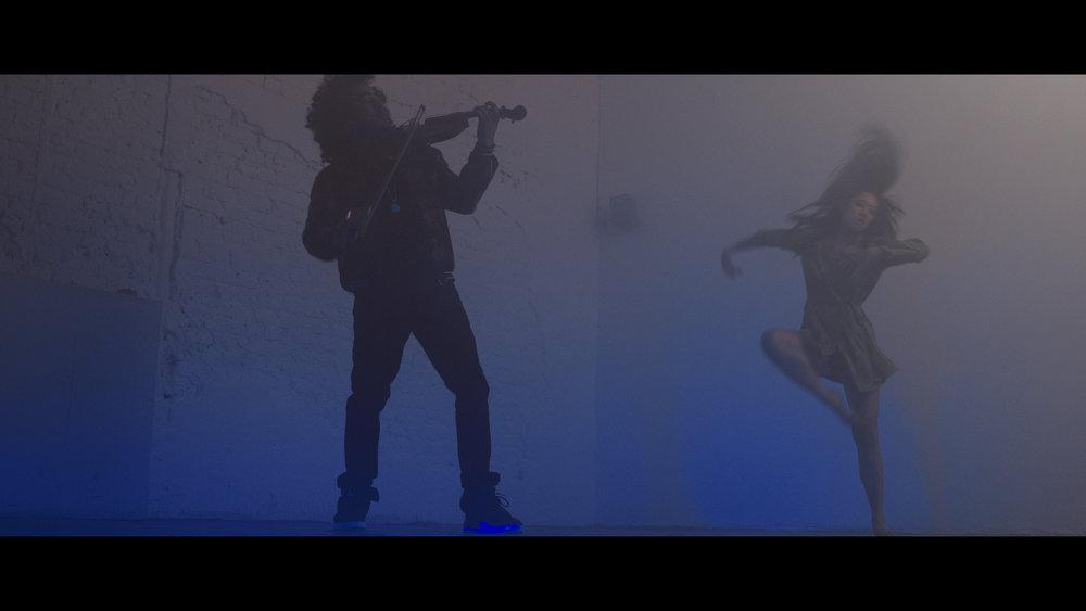 Screenshot from the video ©James John.