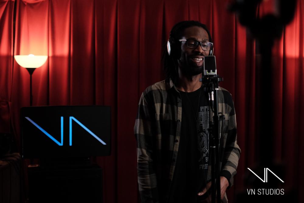 Silqe in VN Studios.