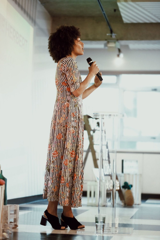 Vevolution Topics - Adrienne Herbert - Photo by Ashley Mekan